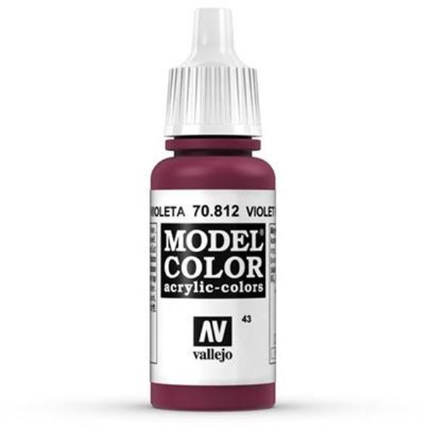 Vallejo Model Color: 043 Violett 17ml (70812)