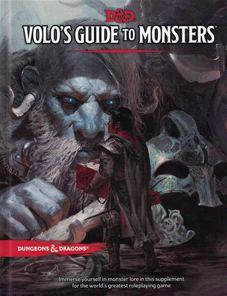 D&D RPG: Volos Guide to Monsters - EN