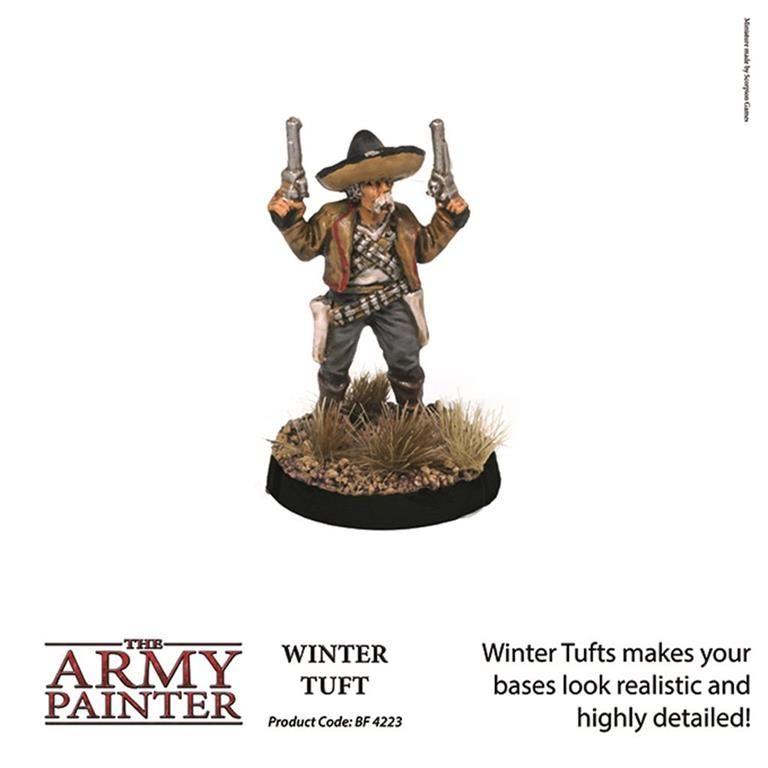 Winter Tuft TAPBF4223 Army Painter Battlefields