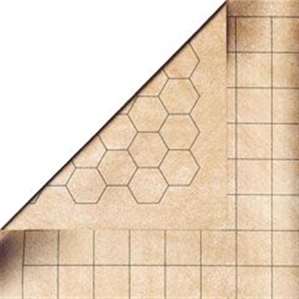 Battlemat (Size: 23,5 x 26 inch)