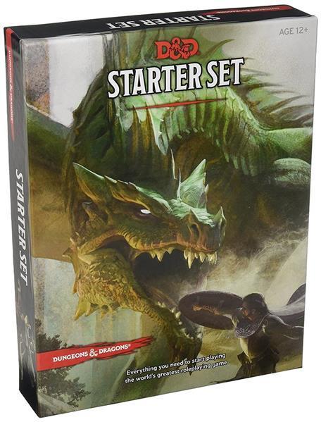 D&D RPG: Starter Set - EN