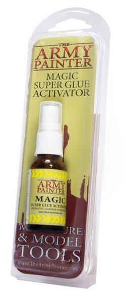 ARMY PAINTER: Magic Suplerglue Activator (20ml)