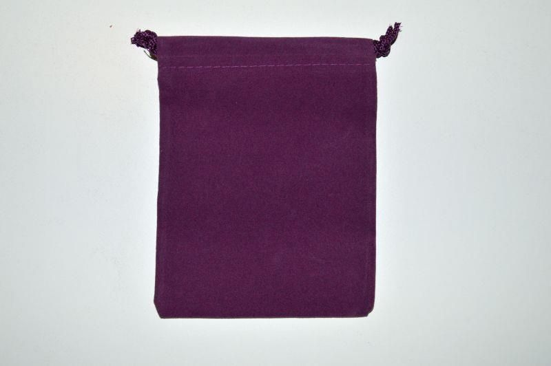 CHESSEX: Small Purple Dice Bag