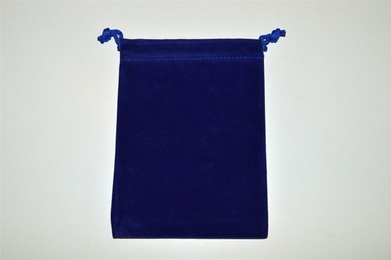 CHESSEX: Kleiner Blauer Würfelbeutel