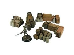MICRO ART: Ware Piles Boxed Set (5)