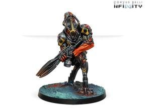 INFINITY: The Charontids (Plasma Rifle)