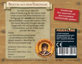 VITICULTURE: Besuch aus dem Rheingau - DE