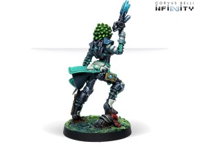 INFINITY: Kriigel Agents (Submachine Gun)