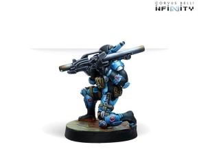 INFINITY: Echo-Bravo, Fast Intervention Unit (Light Rocket.)