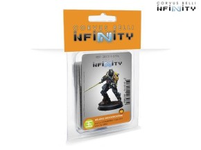 INFINITY: Hulang Shocktroopers (Combi Rifle + Light FT)