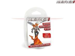 ARISTEIA!: Mendoza Sacred Flame of God Skin