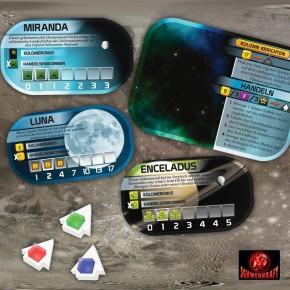 TERRAFORMING MARS: Kolonien - DE
