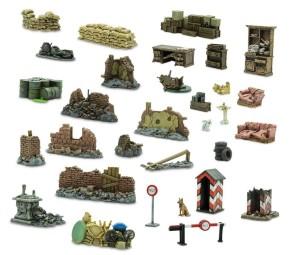 BOLT ACTION: Battlefield Debris