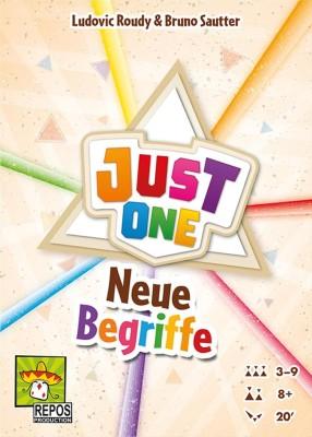 JUST ONE: Neue Begriffe - DE