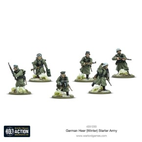 BOLT ACTION: Winter Starter Army