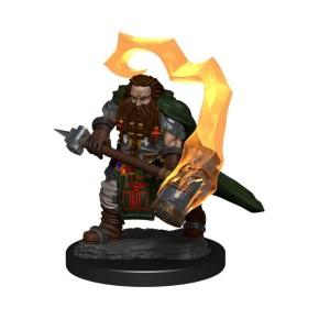 D&D MARVELOUS MINIS: Dwarf Cleric Male