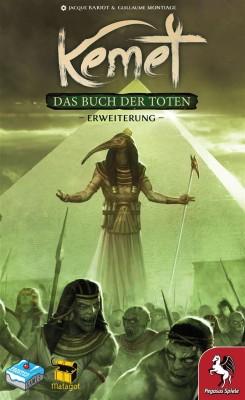 KEMET: Buch der Toten - DE