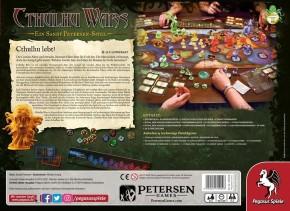CTHULHU WARS: Grundspiel - DE