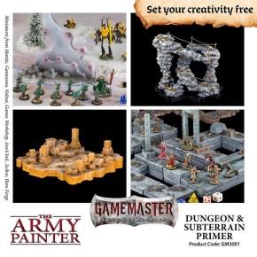 GAMEMASTER: Dungeon & Subterrain Primer