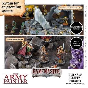 GAMEMASTER: Ruins & Cliffs Terrain Primer