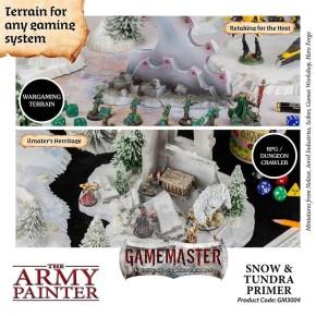 GAMEMASTER: Snow & Tundra Terrain Primer