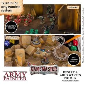 GAMEMASTER: Desert & Arid Wastes Terrain Primer