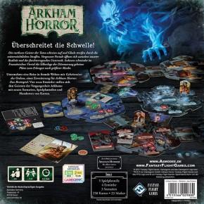 ARKHAM HORROR 3.ED: Geheimnisse des Ordens - DE