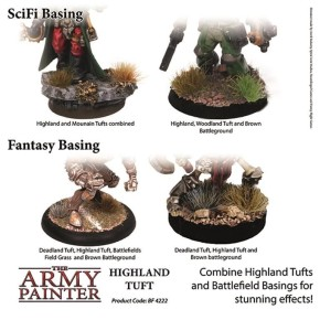 ARMY PAINTER: XP Highland Tuft