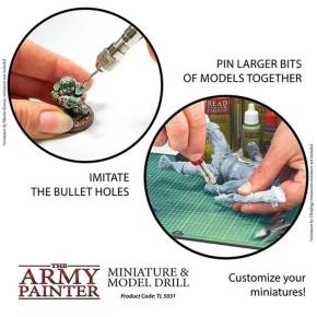 ARMY PAINTER: Modellbau und Miniaturenhandbohrer
