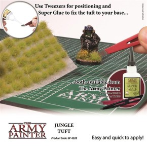 ARMY PAINTER: XP Jungle Tuft