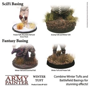 ARMY PAINTER: XP Winter Tuft