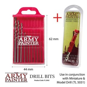 ARMY PAINTER: Drill Bits