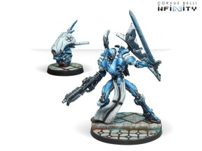INFINITY: Seraphs, Military Order Armored Cavalry