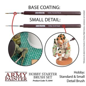 ARMY PAINTER: Brush Starter Set