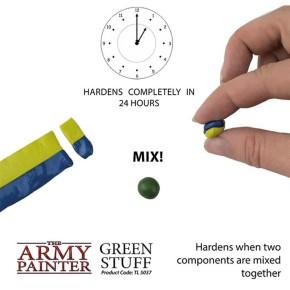 ARMY PAINTER: Kneadatite Green Stuff (ca. 20cm)