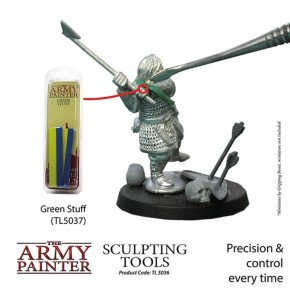 ARMY PAINTER: Hobby Sculpting Tools